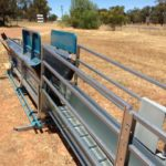 non back ramps for the sheep handler