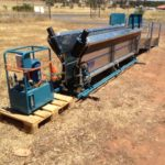Sheep handler conveyor system